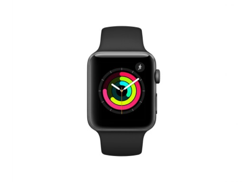 Išmanusis laikrodis  APPLE Watch 42mm Serija 3 GPS